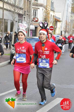 les lapins runners