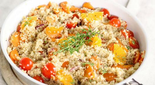 les vertus du quinoa