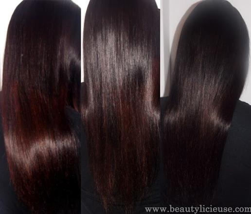 lisseur vapeur abime cheveux