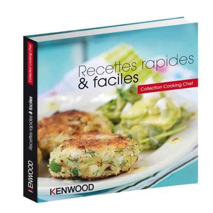 livre recette cooking chef