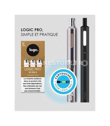 logic pro cigarette electronique