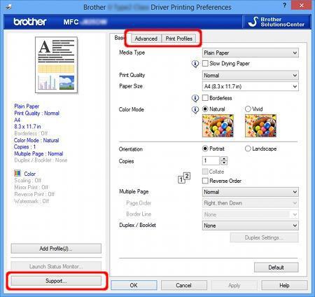 logiciel scanner brother
