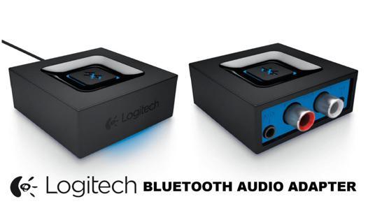 logitech adaptateur audio bluetooth