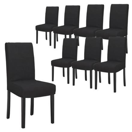 lot de 8 chaises salle à manger