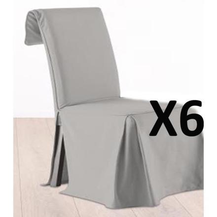 lot housse de chaise