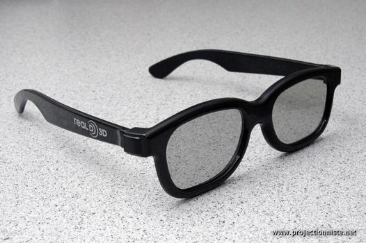 lunette reald 3d