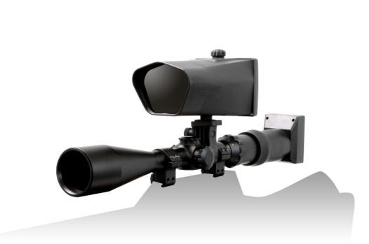lunette vision nocturne fusil