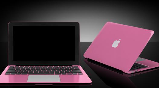 macbook air couleur