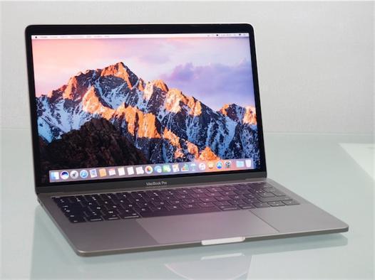 macbook pro 13 pouces gris sidéral