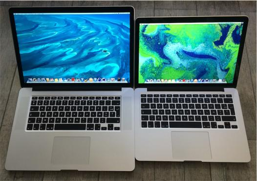 macbook pro retina 17 pouces