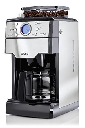 machine à café avec moulin intégré