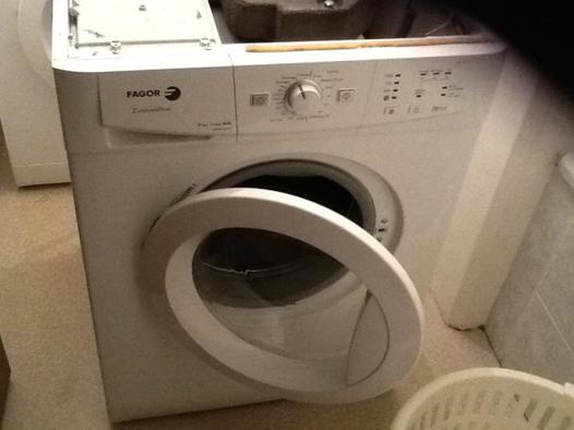 machine à laver bruit à l'essorage