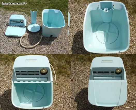 machine a laver camping calor