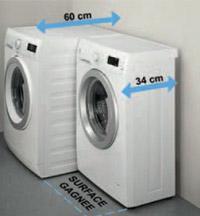 machine à laver petites dimensions
