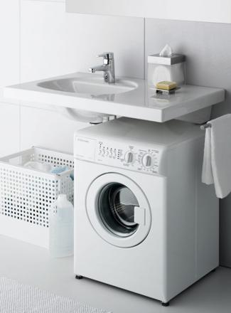 machine à laver studio