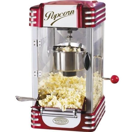 machine a pop corn retro