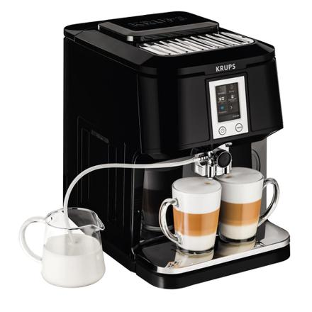 machine cappuccino