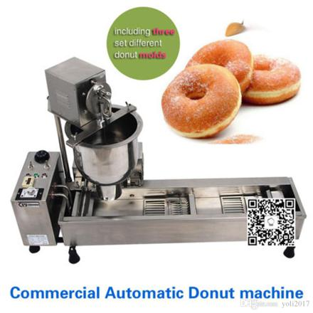 machine donuts