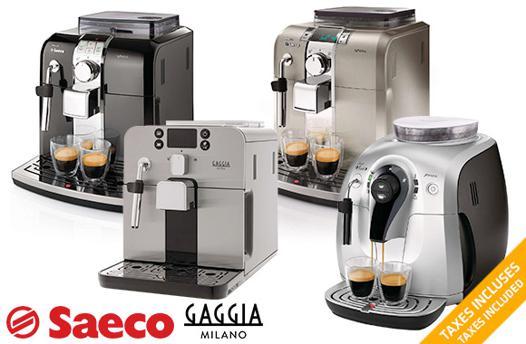 machine espresso automatique