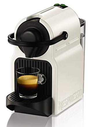 machine nespresso inissia blanche