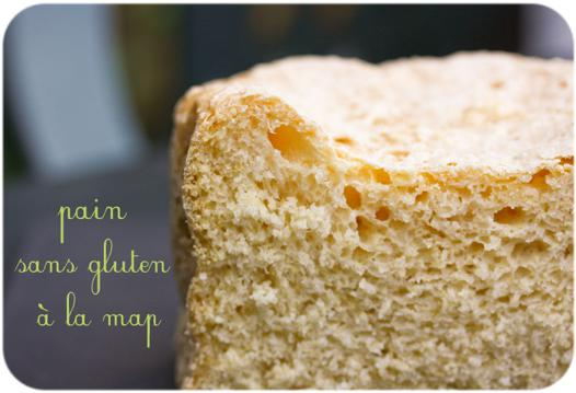machine pain sans gluten
