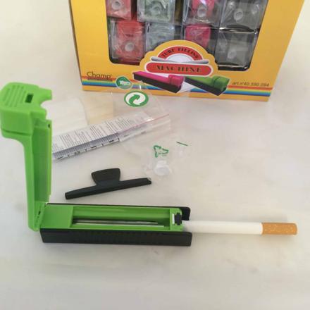 machine pour faire les cigarettes