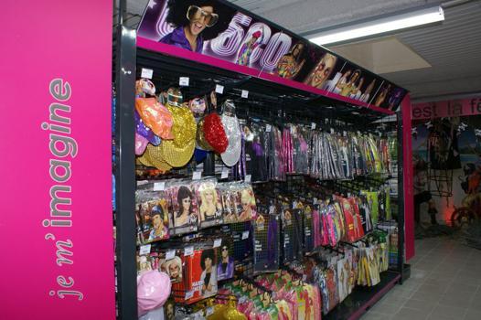 magasin de déguisement 91