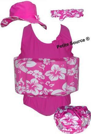 maillot de bain bébé bouée intégrée