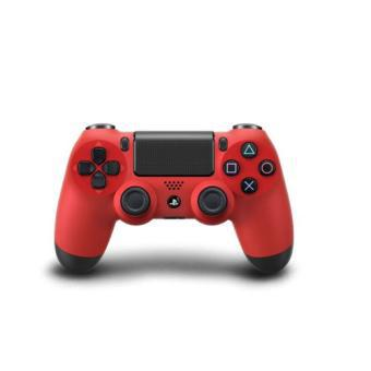 manette ps4 rouge