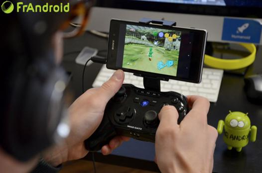 manette xbox one android