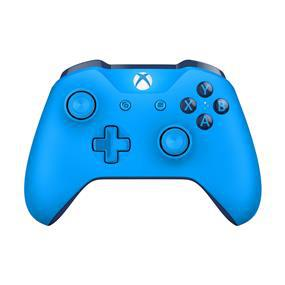 manette xbox one bleu