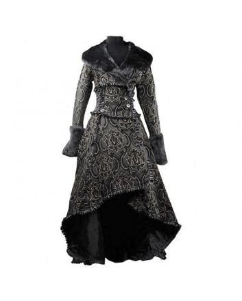 manteau gothique