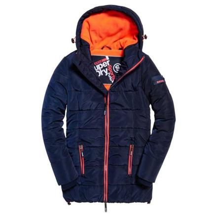 manteau superdry homme