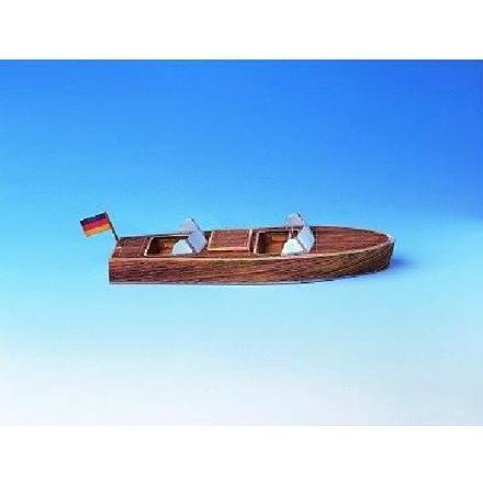 maquette bateau hors bord