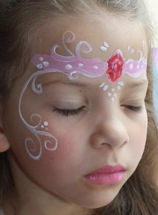 maquillage de princesse facile a faire