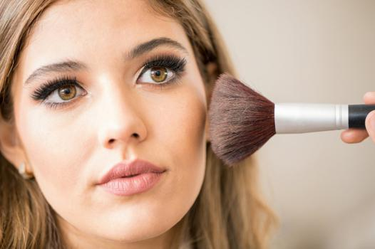 maquillage joue