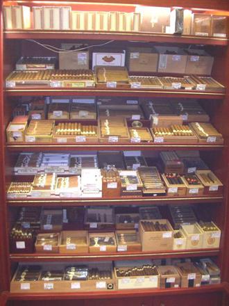 marque de cigare bureau de tabac