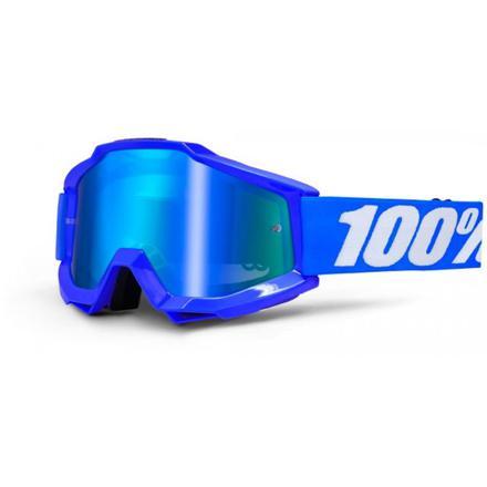 masque 100 bleu