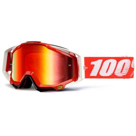 masque 100% rouge