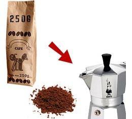 meilleur café pour cafetière italienne