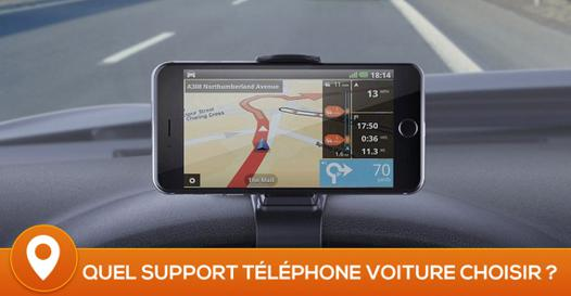 meilleur support telephone voiture