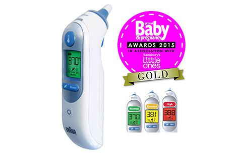 meilleur thermomètre bébé