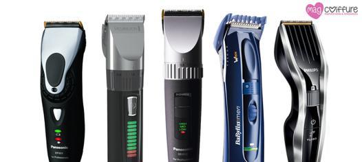 meilleur tondeuse cheveux et barbe