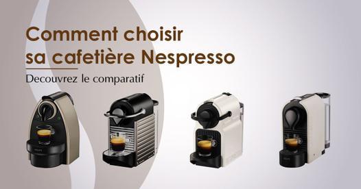 meilleure cafetiere nespresso