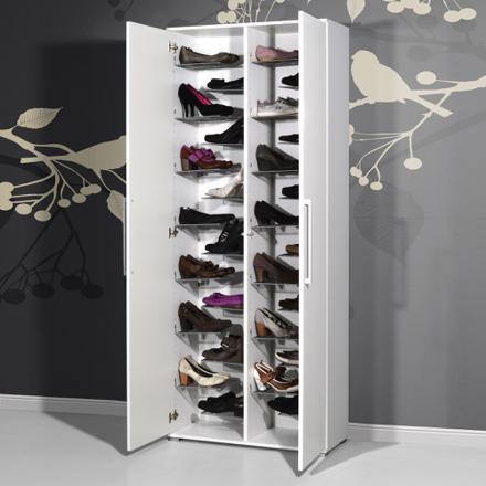 meuble chaussures grande capacité