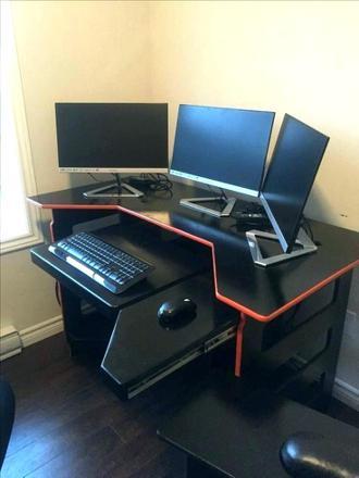 meuble pour pc gamer