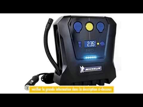 michelin 009519 compresseur digital 12 v
