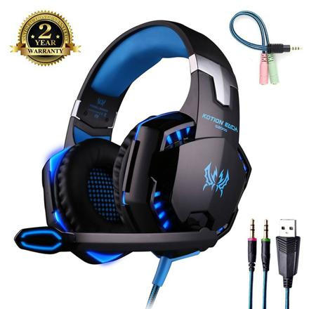 micro casque gaming