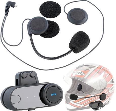 micro pour casque moto