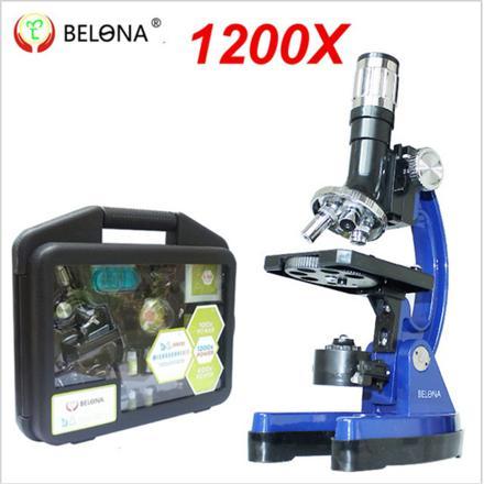 microscope debutant